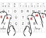 10 parmak klavye yazma programı indir