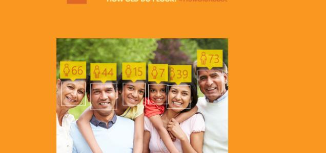 Microsoft Fotoğraftan Yaş Tahmin Eden Çalışmasını Duyurdu: How-Old.net!