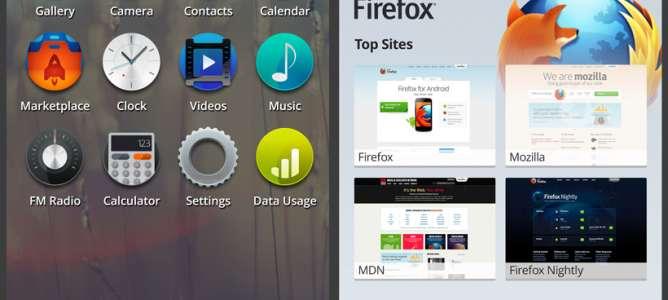 Firefox OS Afrika Sınırlarında!