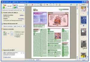 Abbyy-PDF-Transformer