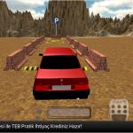 Android Doğan SLX (Şahin) Park Etme Oyunu 4