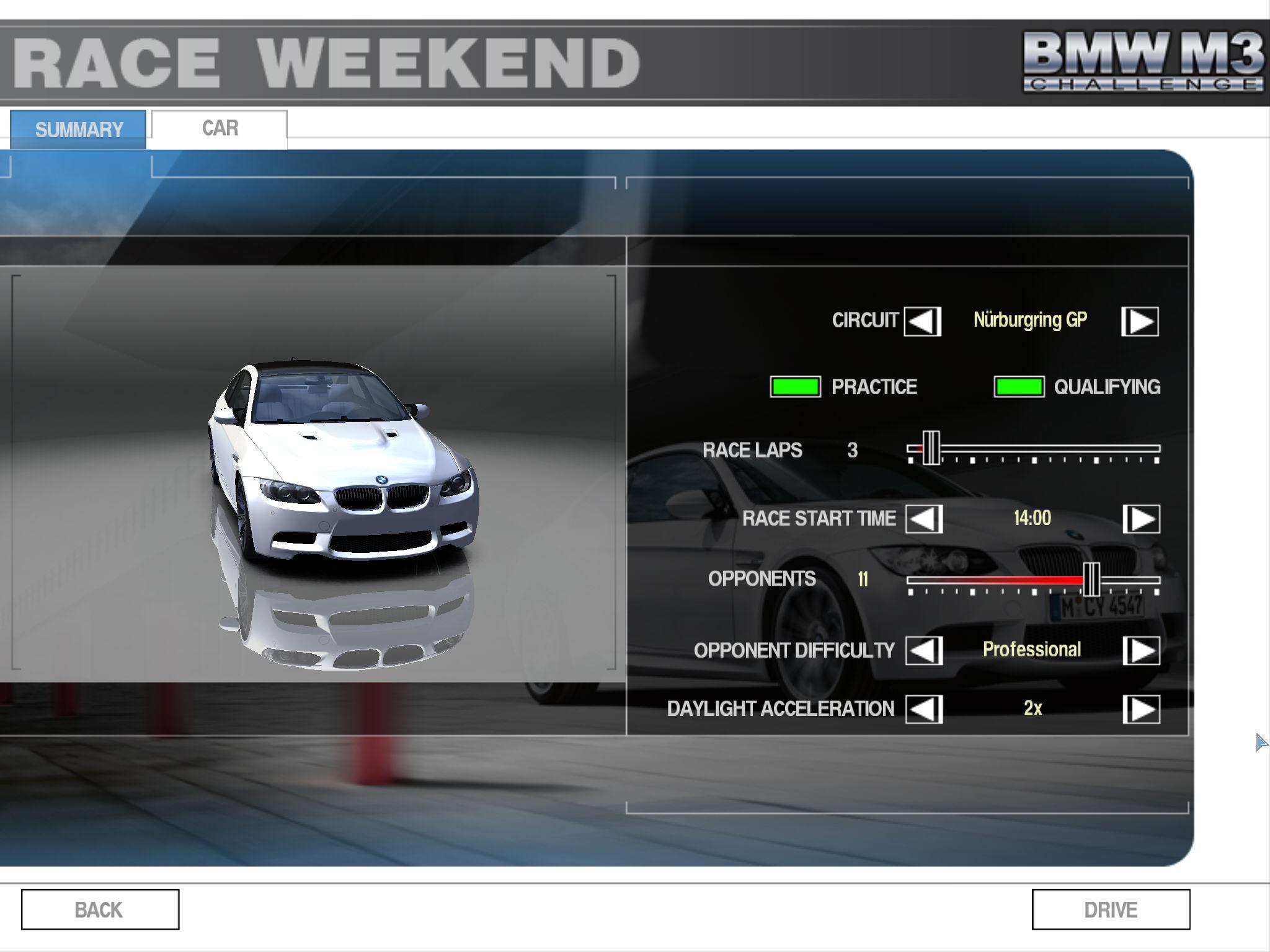 bmw m3 challenge full İndir