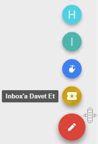 Google inbox davetiyesi nasıl gönderilir