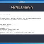 Minecraft Bad Video Card Drivers Hatası 1