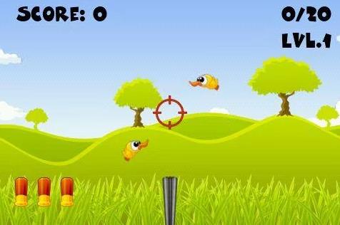 android ördek vurma oyunu indir