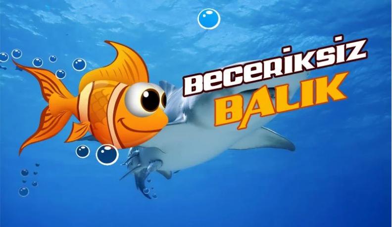 Android Beceriksiz Balık Oyunu