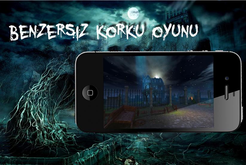 Türk Yapımı Android Korku Oyunu – The Fear