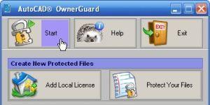 AutoCAD OwnerGuard 12.7.7 indir