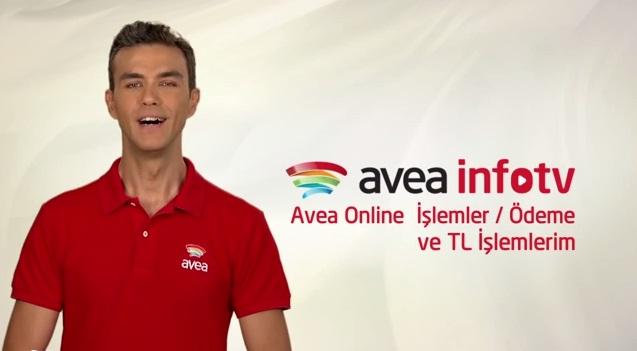 Avea İnternetten Fatura Ödeme ve TL İşlemleri