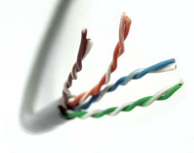 cat 5 ve 6 internet bağlantı kablosu