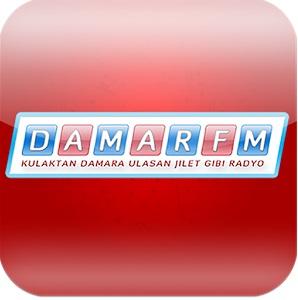 Android DamarFm Uygulaması