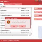 dosya ve klasör şifreleme programı 3