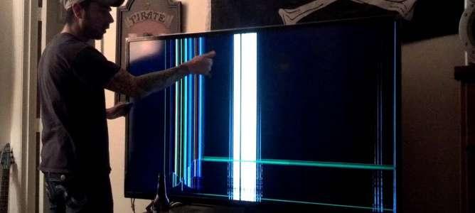 Ekranı Kırılan Televizyonları Nasıl Değerlendirilmeli ?