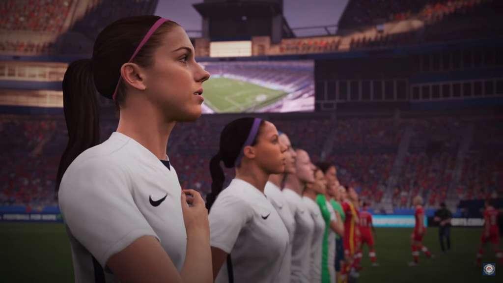 Fifa 2016 bayan milli takımı