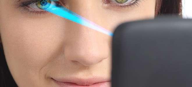 Samsung Ve LG'nin Yeni Telefonlarında Göz Okuyucu Da Yer Alacak Mı?