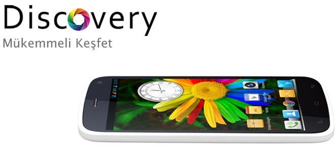 General Mobile Discovery Ekran Deseni Şifresini Unutanlar