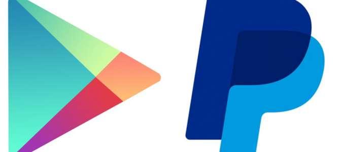 Google Play İle PayPal Ödeme Sistemi İşbirliği Yapıyor!