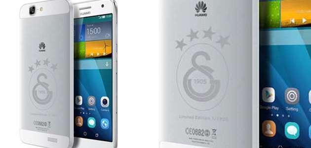 Huawei'den Galatasaray İçin 4 Yıldızlı Özel Telefon!