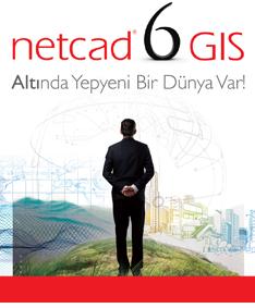Netcad 6 GIS İndir