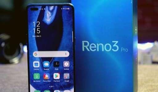 Oppo Reno3 ve Reno3 Pro Özellikleri