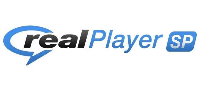 Real Player Sp Video Programı