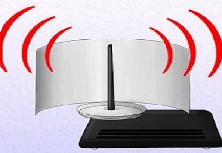 wifi sinyal güçlendirme 1.yöntem