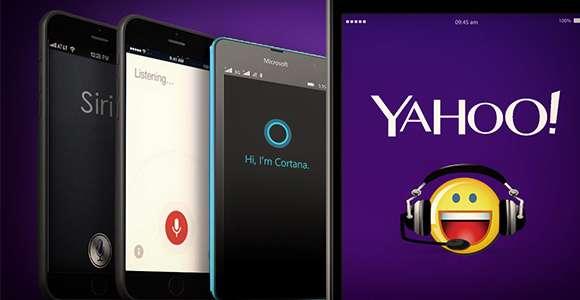 Siri İçin Bir Rakip De Yahoo'dan Geliyor