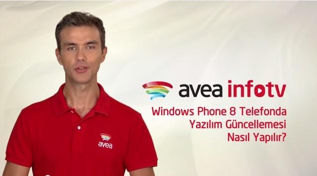 Windows Phone 8'de Yazılım Güncellemesi Nasıl Yapılır?