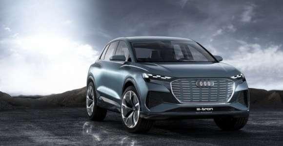 Yeni Çıkan Audi otomobiller tuşlara veda edicek