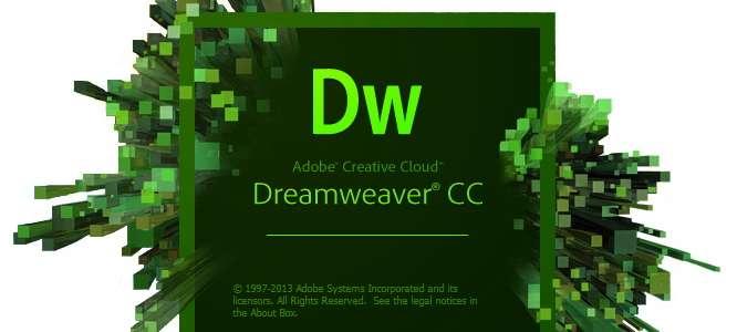 Adobe Dreamweaver CC indir