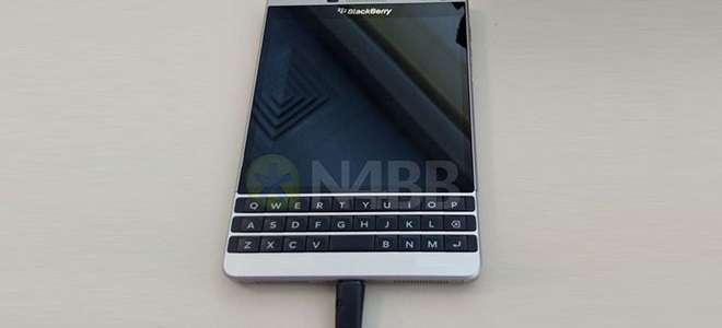 İşte Blackberry'nin Yeni Cihazı!