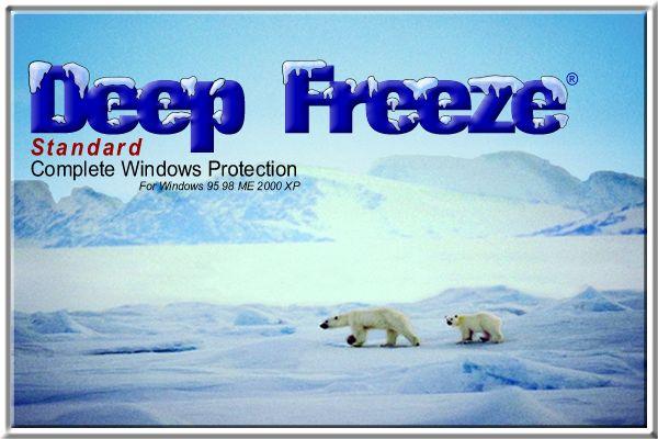 Deep Freeze indir