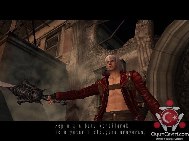 Devil May Cry 3 Special Edition Türkçe Yama