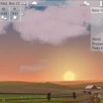 Hava durumu ekran koruyucusu 3