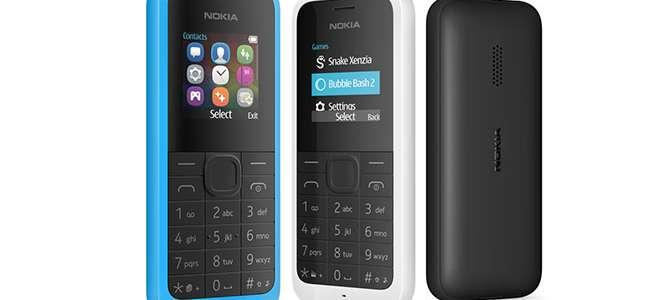20 Dolar'a Yeni Nokia 105 Almak İster Miydiniz?