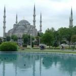 Sultan ahmet camii ekran koruyucusu 1