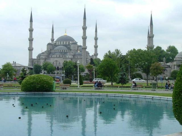 Sultan ahmet camii ekran koruyucusu indir