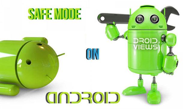Android Telefon ve Tabletlerde Güvenli Modda Açma ve Kullanma