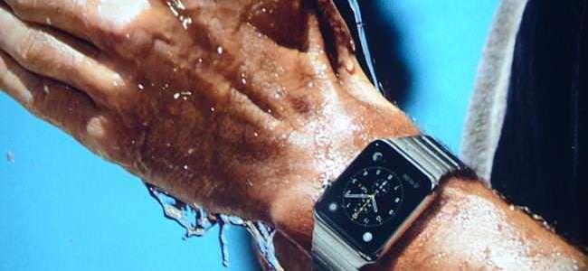 Apple Watch Su Geçirmiyor Mu?