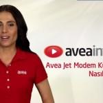 Avea Jet Modem Kurulumu Nasıl Yapılır?