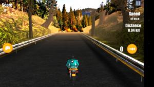 Android Çılgın Motor Sürücüsü Oyunu 2