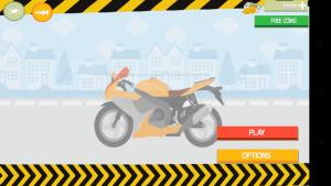 Android Çılgın Motor Sürücüsü Oyunu 3