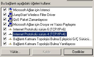 sistem ağda ip çakışması hatası algıladı