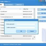 dosya ve klasör şifreleme programı