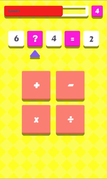 Eğlenceli Matematik Android Oyun 2