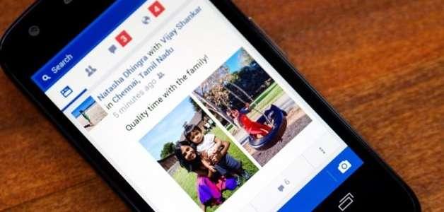 Android Facebook Lite indir