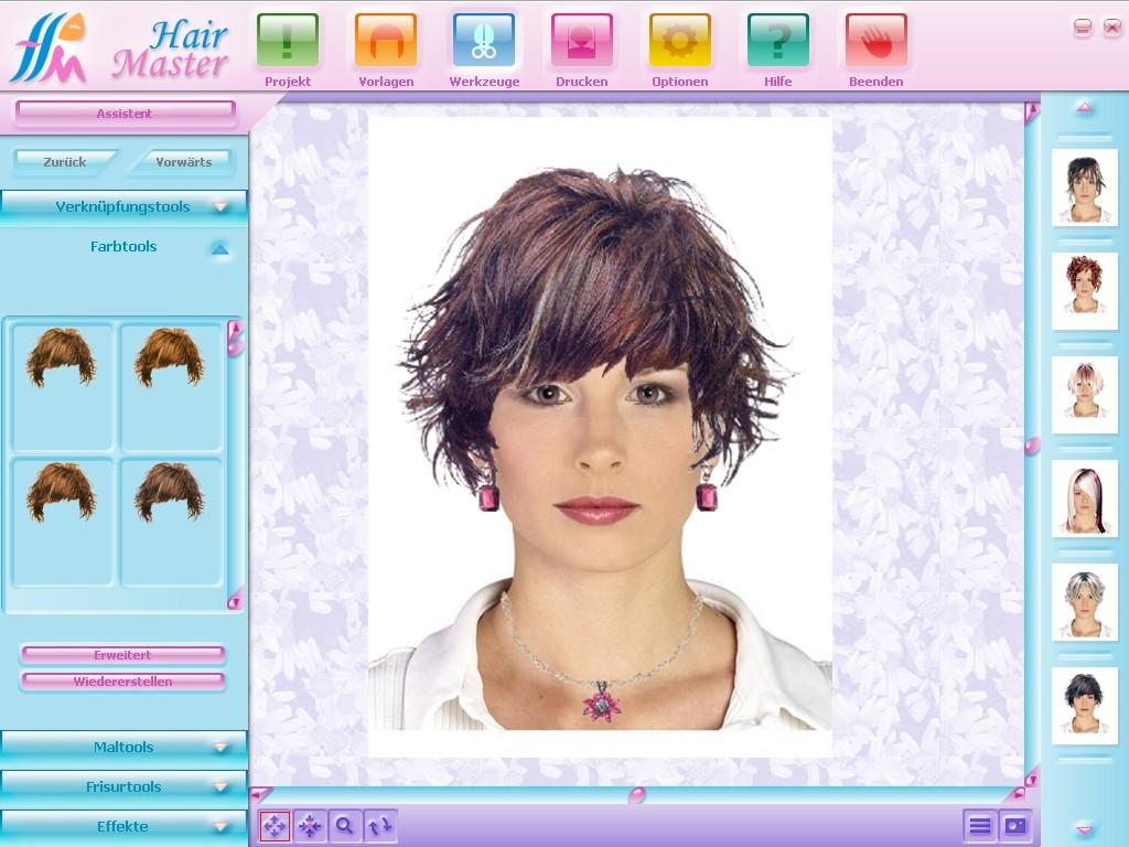 Saç Tasarım Programı indir