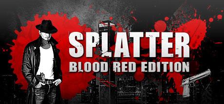 Splatter – Blood Red Edition