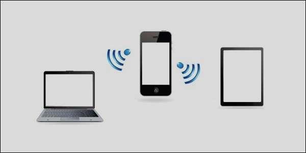 Akıllı Telefonu Modeme Nasıl Dönüştürebilirsiniz? (IOS – Android)