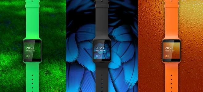 Microsoft'tan Akıllı Saatler!